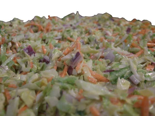 Crispy-salade (per 250 Gram)