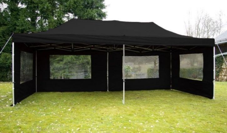 Partytent Easy Up 3x6 meter