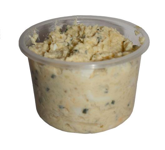 Eier-salade (per 250 gram)
