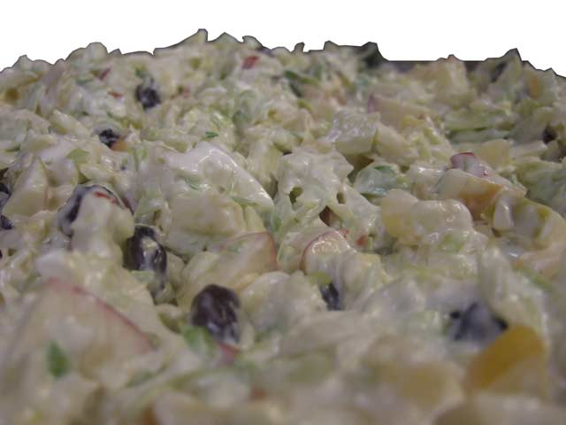 Finse-rauwkost (per 250 Gram)
