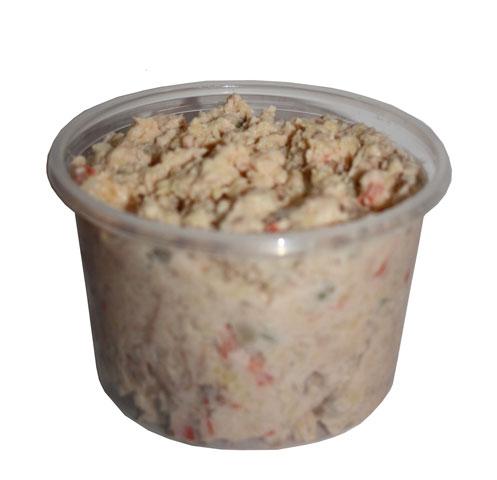 Huzaren-salade (per 250 Gram)