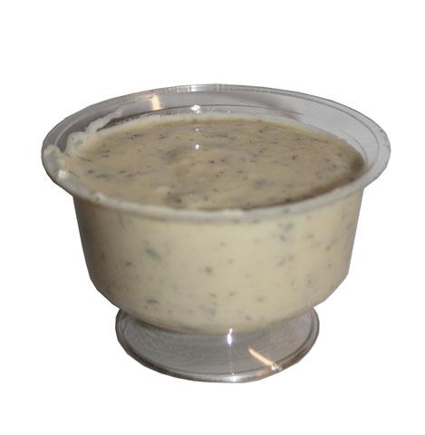 Knoflooksaus (per 200 Gram)