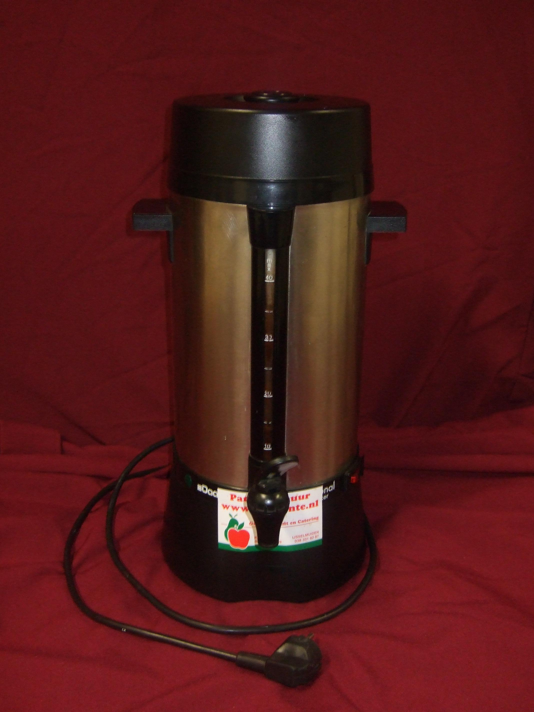 Koffiezetapparaat 120 Kopjes