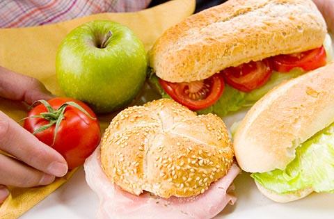 Lunchpakket A (vanaf 6 Personen)