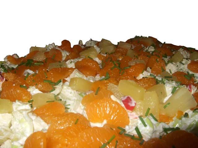Nagano-salade (per 250 Gram)