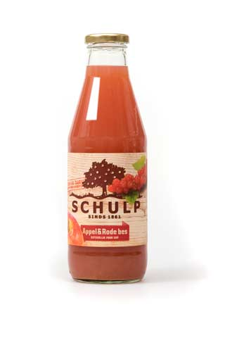 Schulp appel-rode bes 750ml
