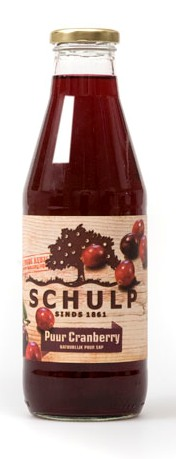 Schulp Cranberry