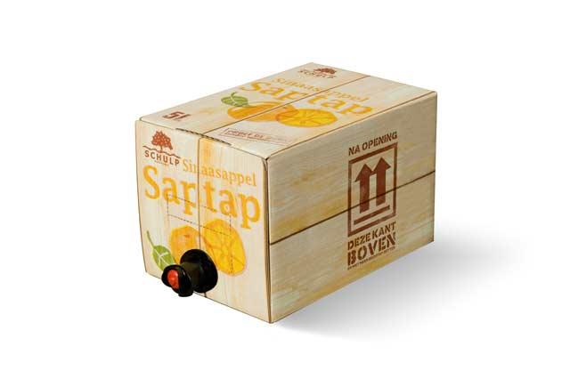 Saptap Sinaasappel 5 Liter