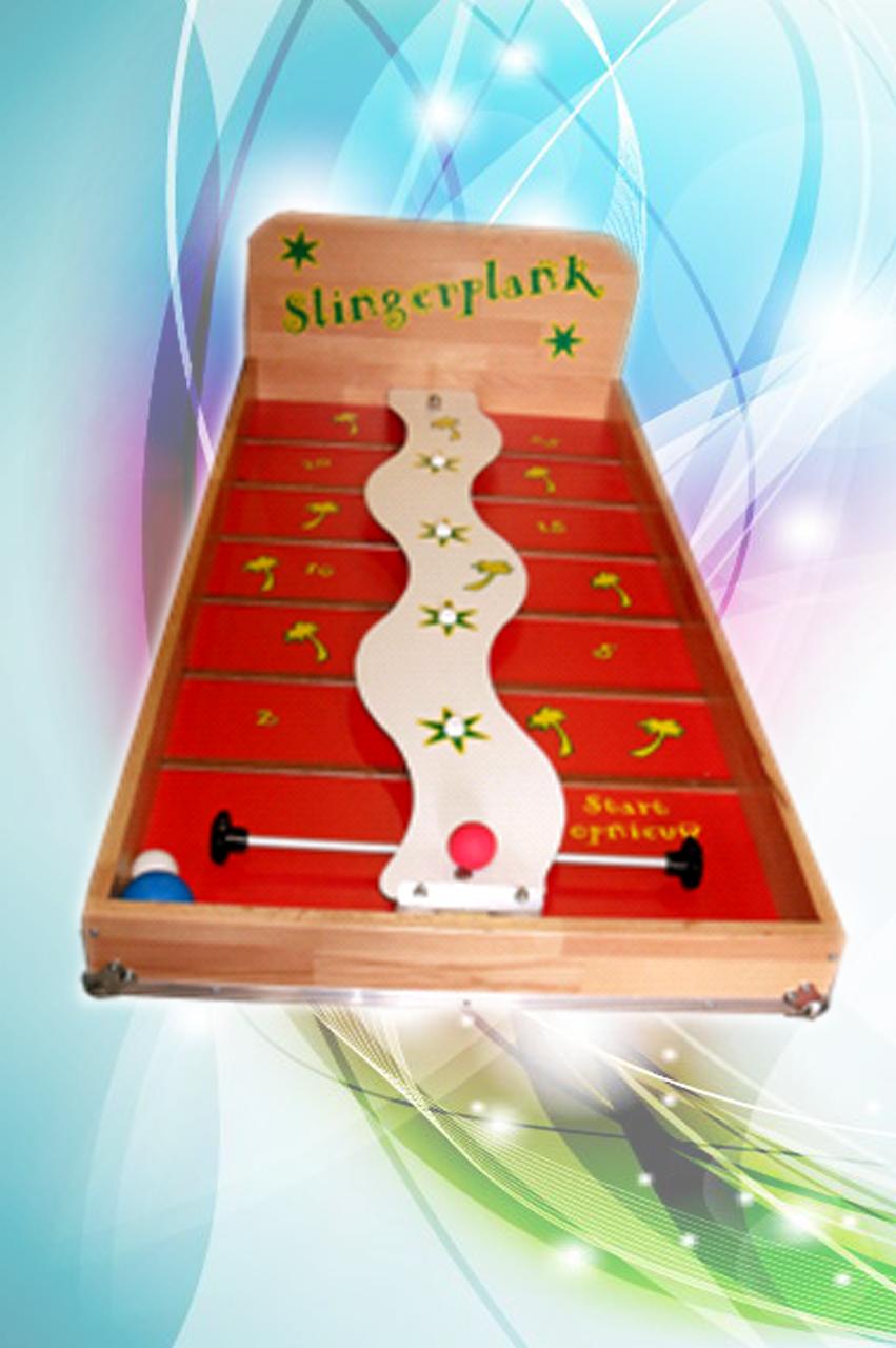 Slingerplank
