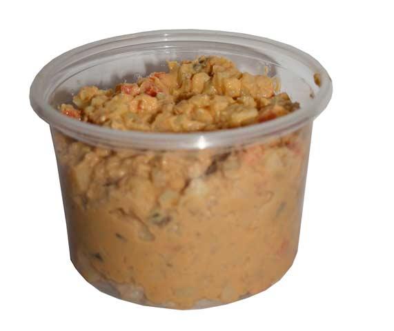 Zalm-salade (per 250 Gram)