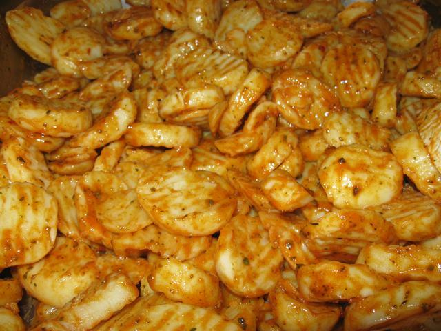 Bistro Aardappeltjes (per 500 Gram)