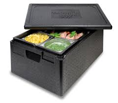 zwarte thermobox
