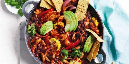 Mexicaans Buffet (minimaal 10 Personen)