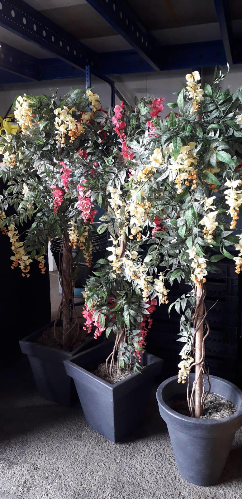 Kunstplanten En -bomen