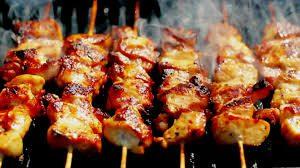 Barbecue catering aan huis